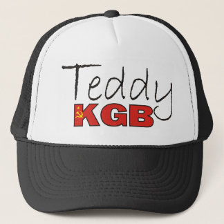 Teddy KGB Trucker Hat