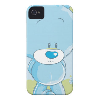 teddy love collection iPhone 4 case