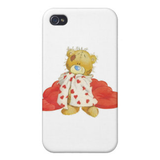 teddy love covers for iPhone 4