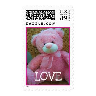 teddy LOVE Postage