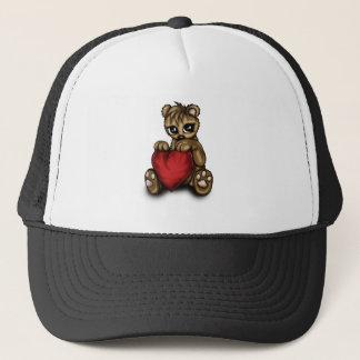 Teddy Love Trucker Hat