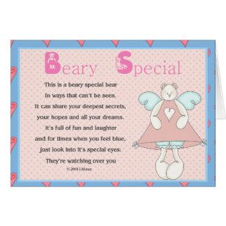 Teddy Lovers Card
