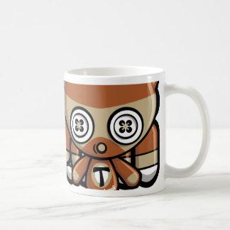 Teddy Mascot Mug