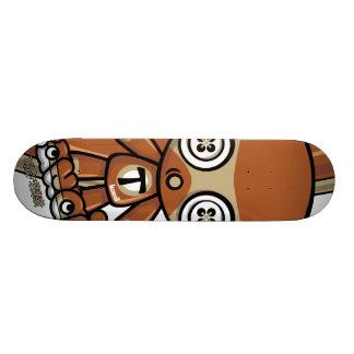 Teddy Mascot Skateboard Deck