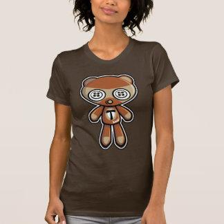 Teddy Mascot Tee Shirts