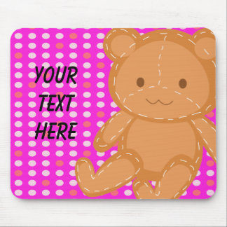 Teddy Mouse Pad