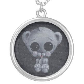 teddy necklace