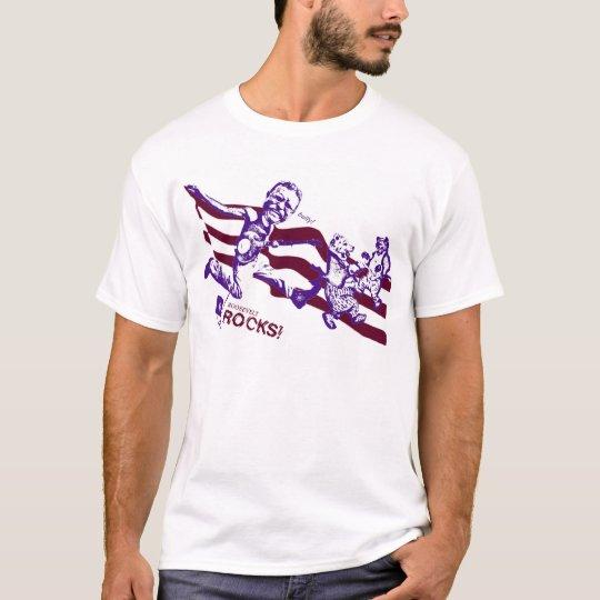 Teddy Rocks! T-Shirt