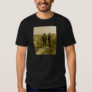 Teddy Roosevelt and John Muir at Glacier Point Shirts