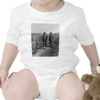 Teddy Roosevelt and John Muir  in Yosemite Baby Creeper