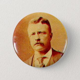 Teddy Roosevelt - Button