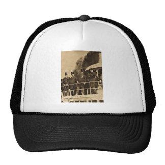 Teddy Roosevelt en el vintage de Tashmoo del vapor Gorras