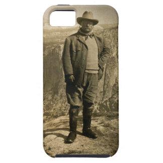 Teddy Roosevelt Glacier Point Yosemite Valley iPhone SE/5/5s Case
