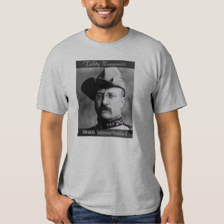 Teddy Roosevelt Polera