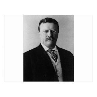 Teddy Roosevelt Postcard