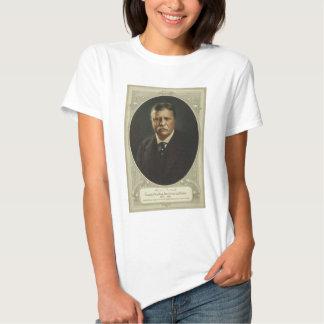 Teddy Roosevelt Remera