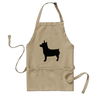 Teddy Roosevelt Terrier Apron