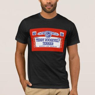 Teddy Roosevelt Terrier T-Shirt
