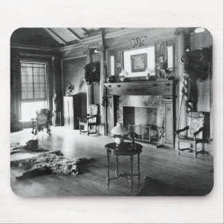 Teddy Roosevelt's Hunting Room, 1905 Mouse Pad