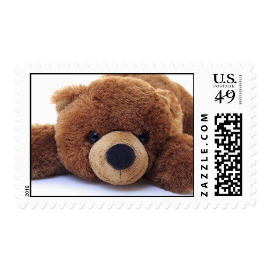 Teddy Stamp