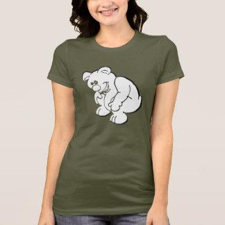 Teddy Stencil T-Shirt