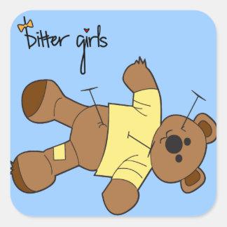 Teddy Stickers