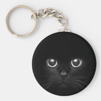 Teddy the Cat Keychain