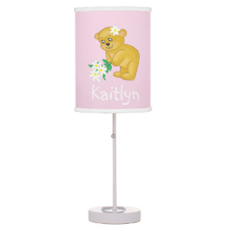 Teddy Tickles Desk Lamp