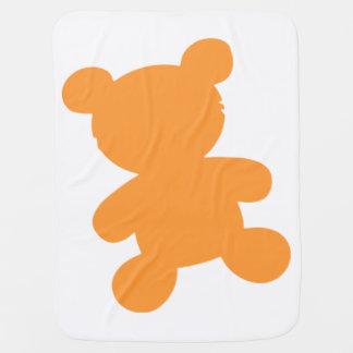 Teddy to bear baby blanket