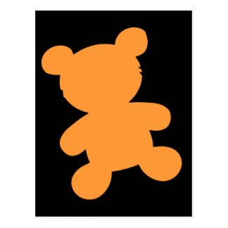 Teddy to bear postcard