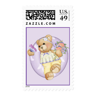 Teddy Tot O Postage