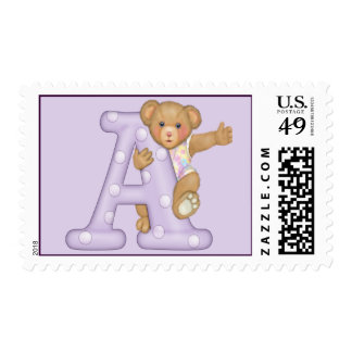 Teddy Tots A Postage