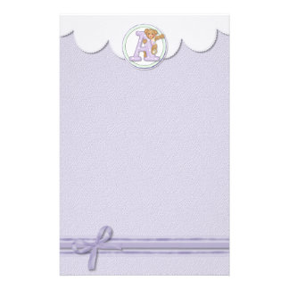 Teddy Tots A Stationery
