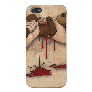 Teddy Twister iPhone 4 case