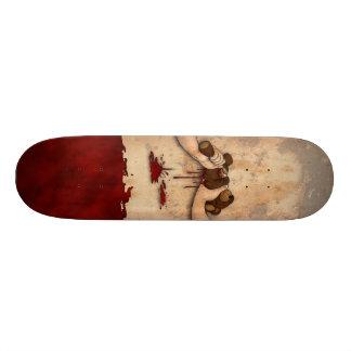 Teddy Twister Skateboard