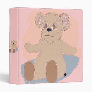 Teddy Wants a Hug Binder