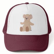 Teddy Wants a Hug Cap