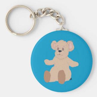 Teddy Wants a Hug Keychain