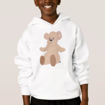Teddy Wants a Hug Kids' Sweatshirt