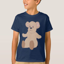 Teddy Wants a Hug Kids' T-Shirt