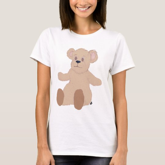 Teddy Wants a Hug T-Shirt