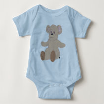 Teddy Wants a Hug Toddler Tee