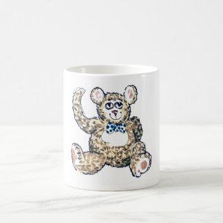Teddy with Spotty Bow Mug