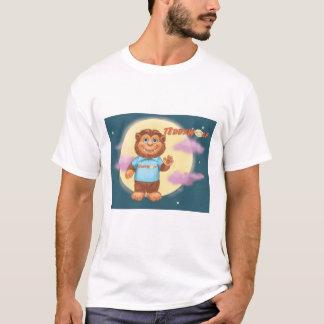 teddy wolf  full moon T-Shirt