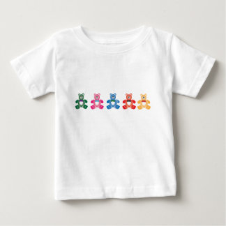 Teddybear Line Toddler T-shirt