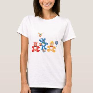 Teddybear Party T-shirt