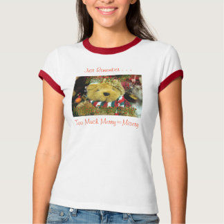 TeddyBear T-Shirt-customize T-Shirt
