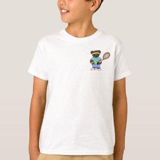 Teddybear Tennis Player T-Shirt