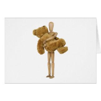 TeddyBearHugs100309 Card