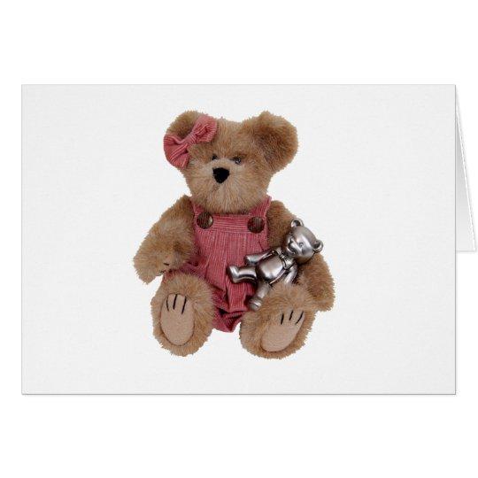 TeddyBearsHug100409 Card